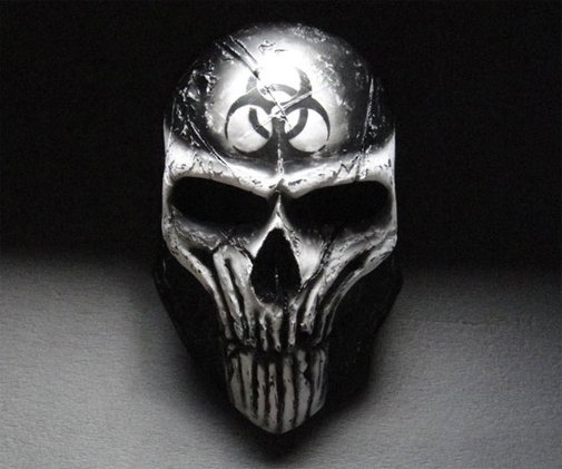 ColdBlood Paintball Masks | DudeIWantThat.com
