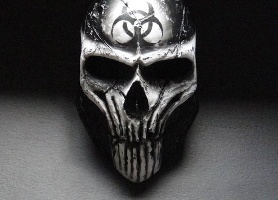 ColdBlood Paintball Masks | DudeIWantThat.com
