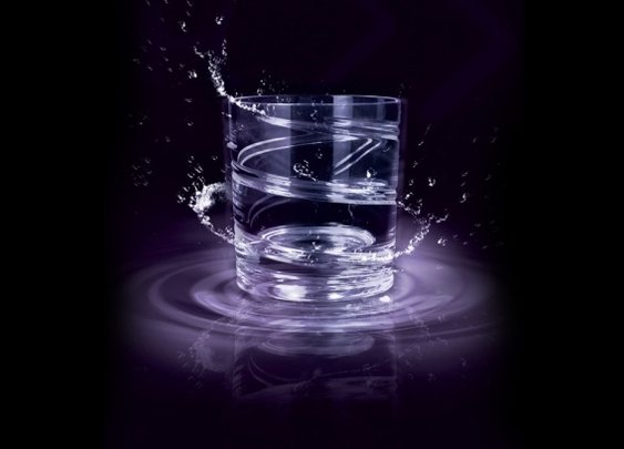 Shtox Sprinning Whiskey Glass | Cool Material