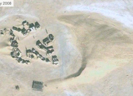 BBC - Star Wars home of Anakin Skywalker threatened by dune