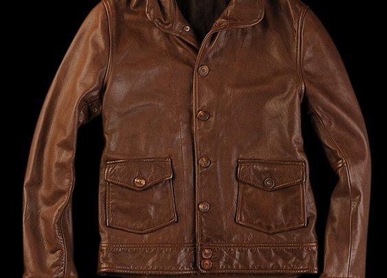 UNIONMADE - Levi's Vintage Clothing - 1930s Menlo Jacket in Dark Brown