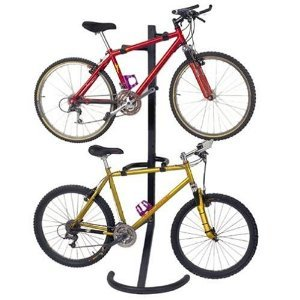 Racor Two-Bike Gravity Bike Stand