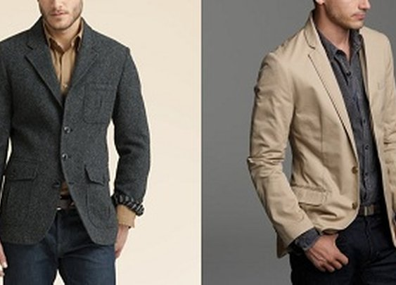 Defined: the sportcoat, blazer, and suit jacket