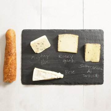 Fab.com | Cheese Board 12x18 Black