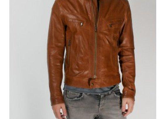 Italian Leather Jacket