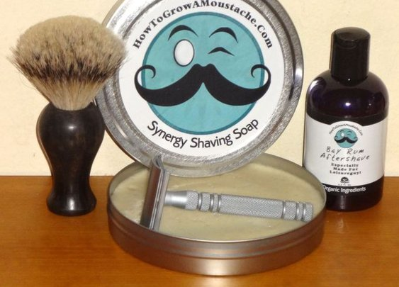 Shaving | The New Shaving Soap On The Scene (creating quite a buzz)