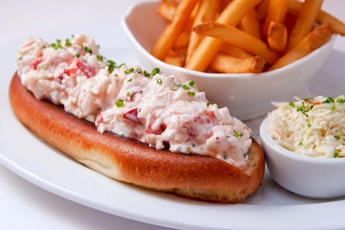 Try Lure Fishbar's recipe for classy classic lobster rolls! | Food Republic
