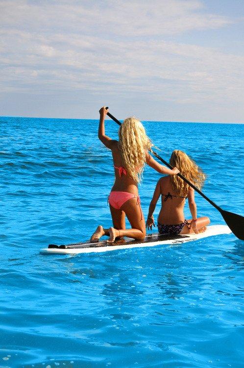 Surfer Girl Devotees