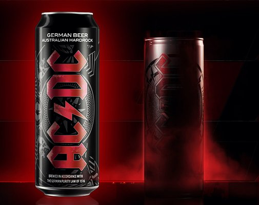 AC/DC Beer for Sale in US | Cool Material