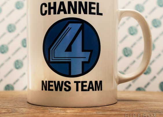 Channel 4 News Team Mug | That Should Be Mine