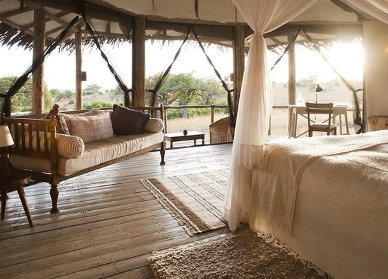 The best places to Stay on an African Safari