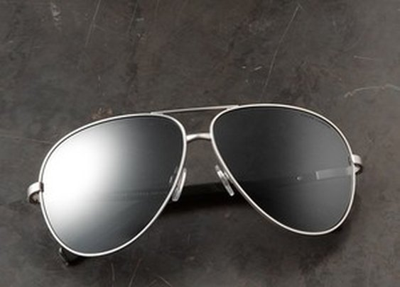 'Pilot' 61mm Aviator Sunglasses