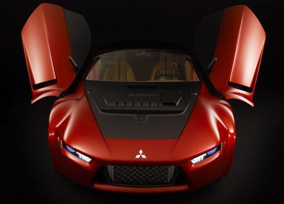 Next Generation Mitsubishi Lancer Evolution with 500 HP hybrid mode, Nissan GT-R close Rival | NSTAutomotive