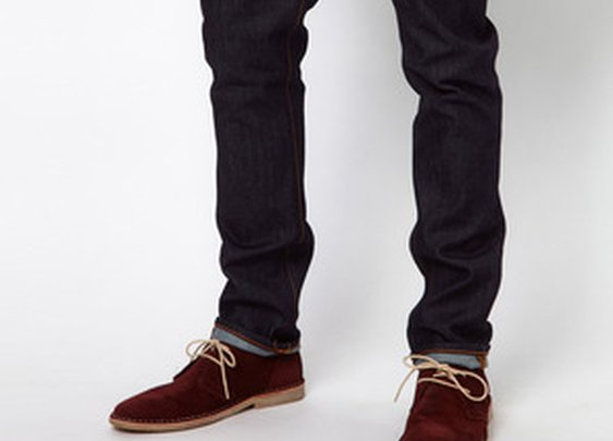 Grim Tim Slim Fit Dry Navy