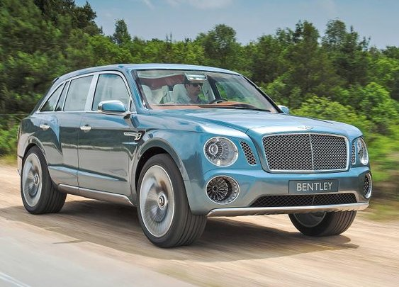 New Bentley SUV Confirms to be built in the UK, Sales Begin in 2016 | NSTAutomotive