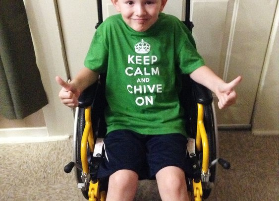 A brave young boy needs our help. Meet Jaiden (16 HQ Photos) : theCHIVE