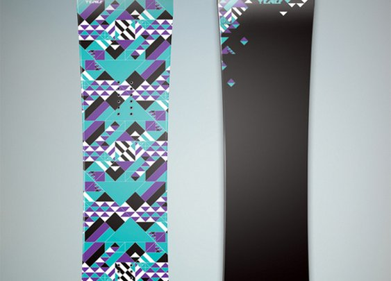 Cool Snowboard Design