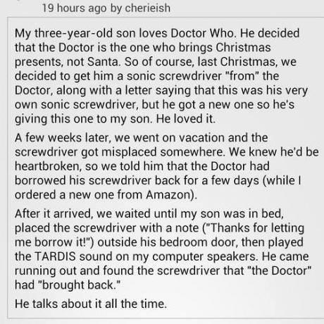 Doctor Who Christmas