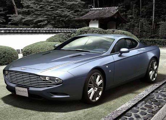 Aston Martin DB9 & DBS Centennial Editions by Zagato