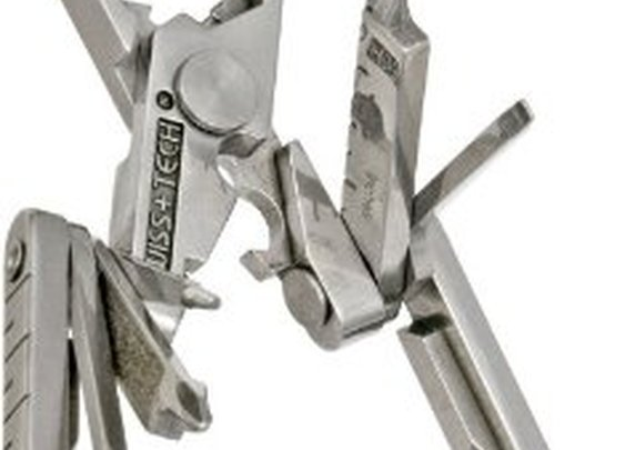 Swiss+Tech Micro-Max 19-in-1 Key Ring Pocket Tool