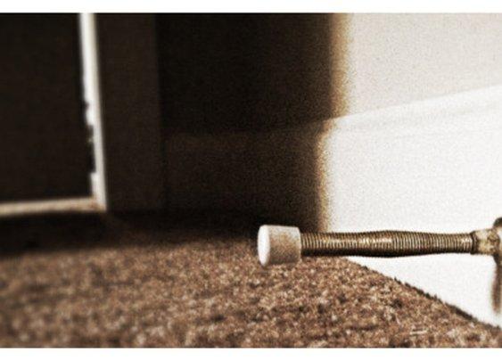Hiding Behind the Door | gtylermills