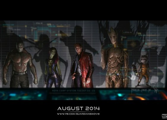 Marvel Studios Reveals Upcoming Movies at Comic Con
