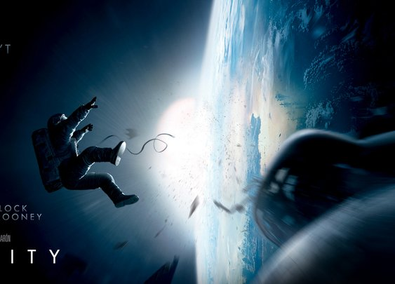 Gravity Trailer | The Coolector