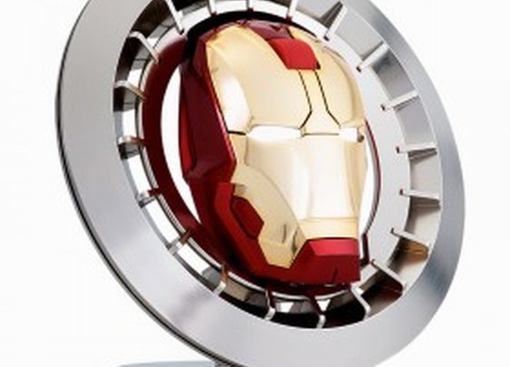 Official Iron Man Wireless Mouse