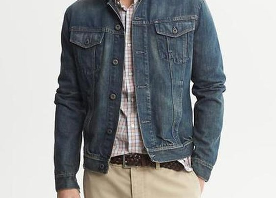 Heritage Denim Jacket