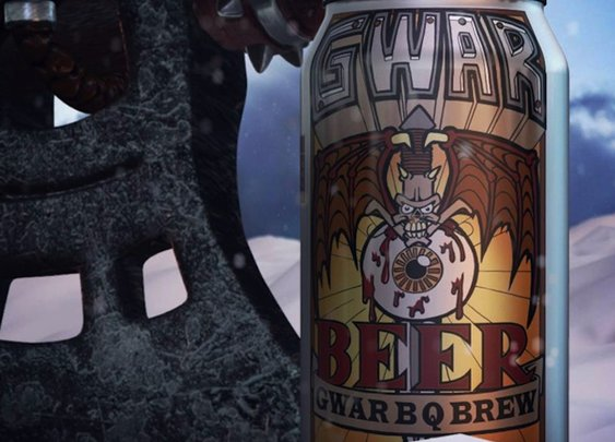 GWAR-B-Q Beer is here: The next band brand brew