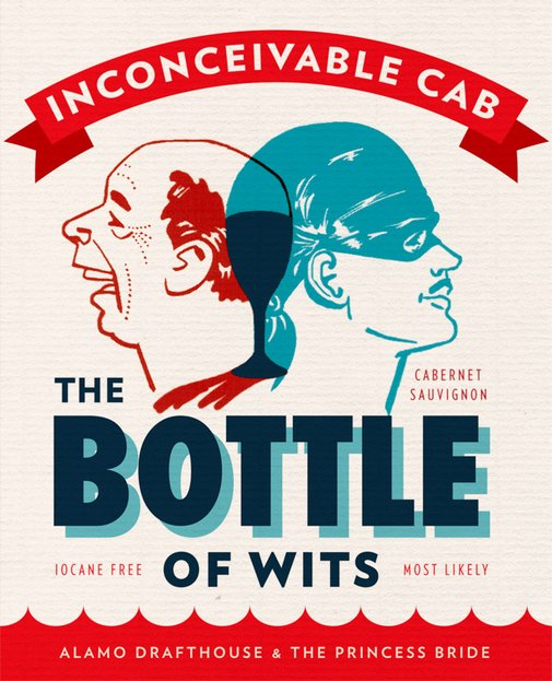 The Bottle of Wits Designed by Helms Workshop