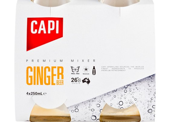 CAPI Sparkling Designed by CIP Creative