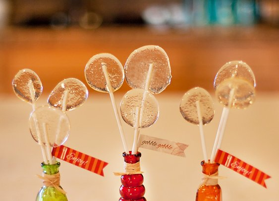 Adult Liquor Lollipops Recipe