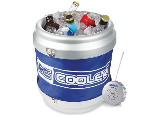 Remote Controlled Beer Cooler