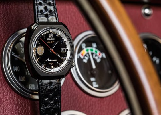 March LA.B 50th Anniversary Shelby Cobra Watch