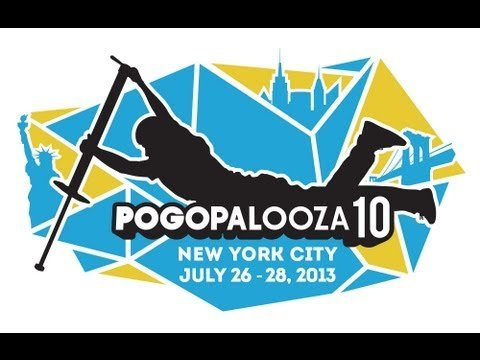 Pogopalooza, An Extreme Pogo Stick Competition in New York City
