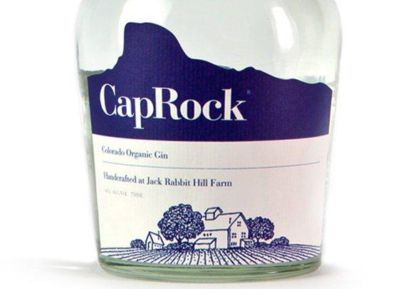 CapRock® Colorado Organic Gin