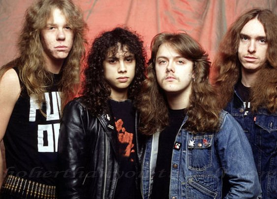"The Friday 5: Metallica Songs - Post ""Black Album"" : 101 or Less"