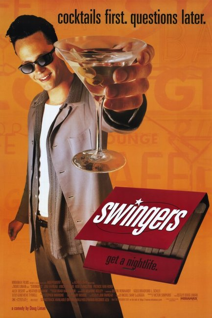 The Friday 5 - Quotes from Swingers : 101 or Less