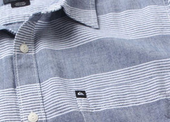 Tube Release Short Sleeve Woven Shirt