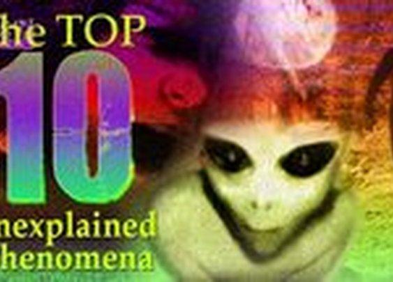 Spooky! The Top 10 Unexplained Phenomena | LiveScience