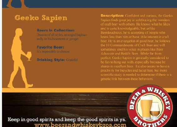 Evolution of the Beer Geek - StumbleUpon