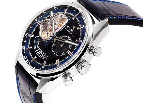 Limited Edition Zenith El Primero Watch | The Coolector