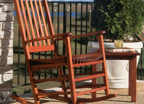 Best Rocking Chair | Frontera