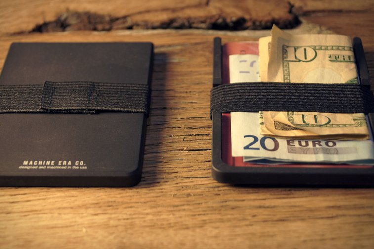 Machine Era Wallet | Uncrate