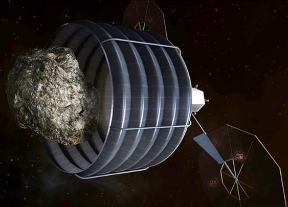 NASA Flooded with Asteroid Exploration Ideas