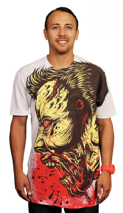 ZOMBIE FRENZY! Shirt By MR-NICOLO