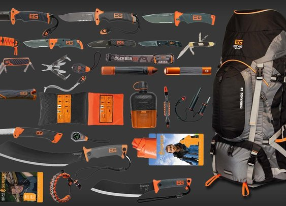 Bear Grylls Ultimate Pack
