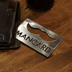 Man Card (Bottle Opener)