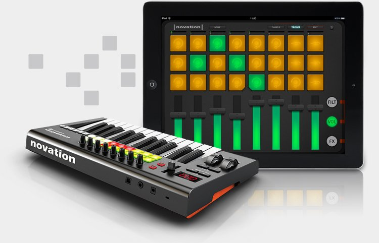 Launchpad App by Novation